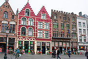 Historic city centre,Bruges, Belgium