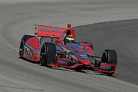 Sebastien Bourdais, Milwaukee IndyFest, Milwaukee Mile, West Allis, WI USA 06/15/13