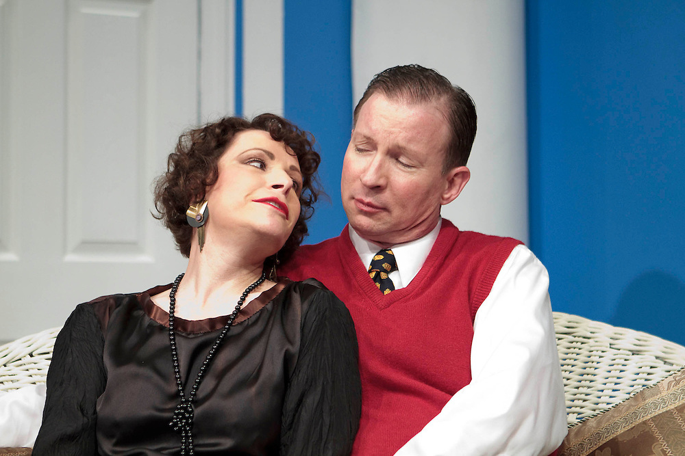 "Dreamweavers Theatre Group presents ""Hay Fever,"" directed by Jeff Lowe"