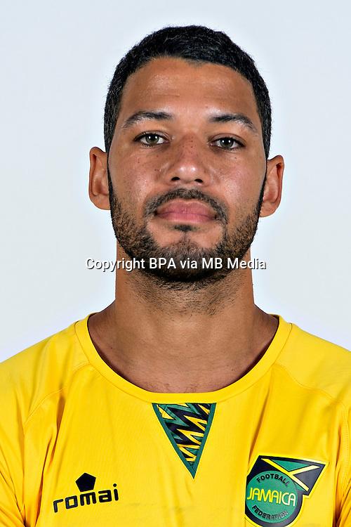 Conmebol_Concacaf - Copa America Centenario 2016 - <br /> Jamaica National Team - <br /> Joel McAnuff