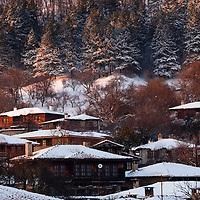 Zheravna architecture reserve