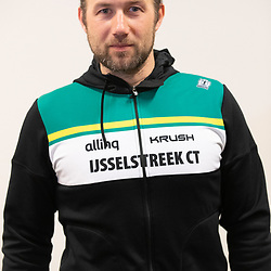 25-02-2020: Wielrennen: Teampresentatie IJsselstreek; Harderwijk <br /> Rudy Vriend