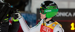 06.01.2016, Paul Ausserleitner Schanze, Bischofshofen, AUT, FIS Weltcup Ski Sprung, Vierschanzentournee, Bischofshofen, Finale, im Bild Peter Prevc (SLO) // Peter Prevc of Slovenia reacts after his 1st round jump of the Four Hills Tournament of FIS Ski Jumping World Cup at the Paul Ausserleitner Schanze in Bischofshofen, Austria on 2016/01/06. EXPA Pictures © 2016, PhotoCredit: EXPA/ JFK