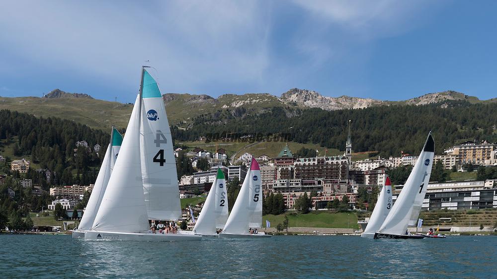 St. Moritz Switzerland 3.9.2016<br /> 2016 Blu26 Swiss Championship<br /> <br /> Photo &copy;www.juergkaufmann.com