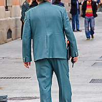 Guardia Civil. Civil Guard. Madrid. Spain