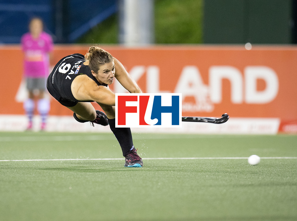 AUCKLAND - Sentinel Hockey World League final women<br /> Match id: 10304<br /> 14 ARG v NZL 1-2<br /> Foto: Brooke Neal <br /> WORLDSPORTPICS COPYRIGHT FRANK UIJLENBROEK