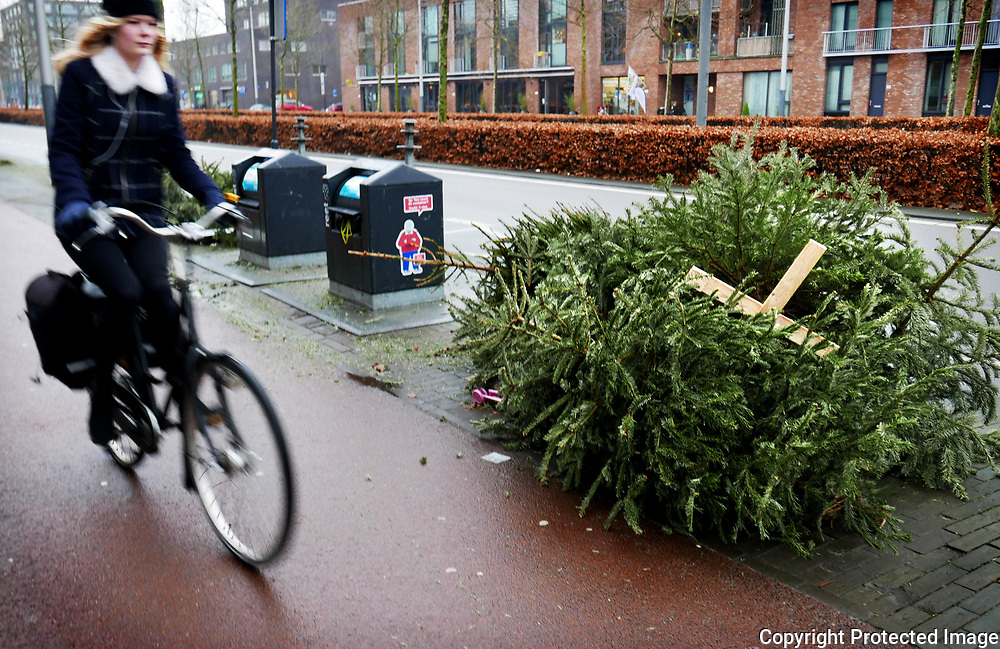 January 10, 2018 - 15:35<br /> The Netherlands, Amsterdam - IJburglaan