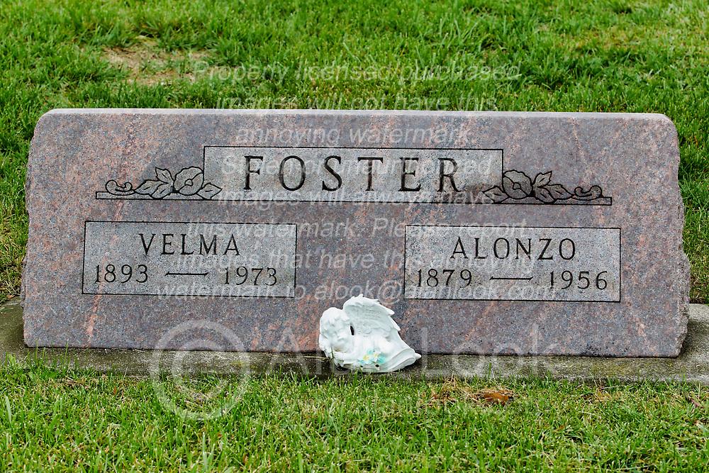 Fairview Cemetery - Waynesville/McLean/Heyworth area of McLean and Dewitt County Illinois