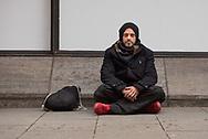 Was Sie schon immer über Obdachlosigkeit wisen wollten! 07.11. 2109<br /> Foto Mauricio Bustamante