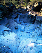 Water pocket near Witches' Water pocket, carved by water from basaltic lava, Arizona..Subject photograph(s) are copyright Edward McCain. All rights are reserved except those specifically granted by Edward McCain in writing prior to publication...McCain Photography.211 S 4th Avenue.Tucson, AZ 85701-2103.(520) 623-1998.mobile: (520) 990-0999.fax: (520) 623-1190.http://www.mccainphoto.com.edward@mccainphoto.com.