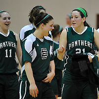 2.24.2011 Elyria Catholic vs St. Martin dePorres Girls Varsity Basketball