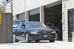 EXCLUSIVE: Vince Vaughn's wife Kyla Weber heads to the pound where the actor's car was impounded after his DUI arrest late Saturday night in Manhattan Beach. Kyla has been picking up the pieces all morning after her husband's mishap. 10 Jun 2018 Pictured: Kyla Weber, Vince Vaughn. Photo credit: Rachpoot/MEGA TheMegaAgency.com +1 888 505 6342