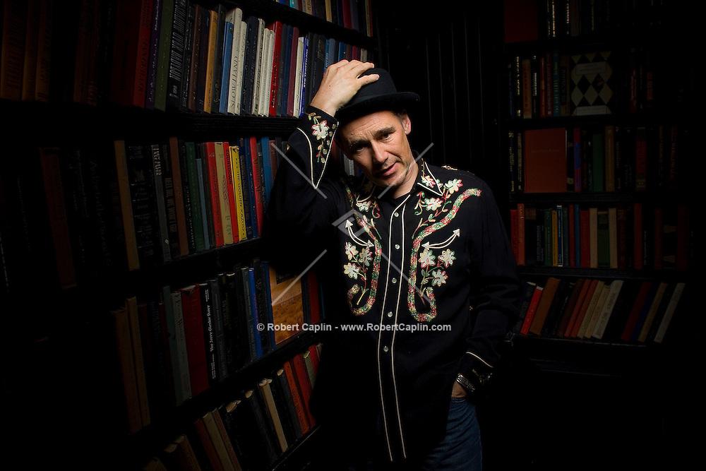 Mark Rylance in New York City, May 22, 2008.