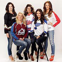 Real wives of hockey