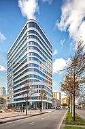 Monarch 2, Prinses Beatrixlaan, Den Haag, designed by MVSA Architects MONARCH OFFICE TOWER BREEAM EXCELLENT