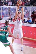 DESCRIZIONE : Teramo Lega A 2011-12 Bancatercas Teramo Sidigas Avellino<br /> GIOCATORE : Robert Fultz<br /> CATEGORIA : passaggio penetrazione<br /> SQUADRA : Bancatercas Teramo<br /> EVENTO : Campionato Lega A 2011-2012<br /> GARA : Bancatercas Teramo Sidigas Avellino<br /> DATA : 30/10/2011<br /> SPORT : Pallacanestro<br /> AUTORE : Agenzia Ciamillo-Castoria/C.De Massis<br /> Galleria : Lega Basket A 2011-2012<br /> Fotonotizia : Teramo Lega A 2011-12 Bancatercas Teramo Sidigas Avellino<br /> Predefinita :