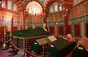 TURKEY, ISTANBUL, OTTOMAN Suleyman I, the Magnificent, tomb