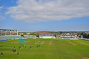 The Cooper Associate County Ground before the Specsavers County Champ Div 1 match between Somerset County Cricket Club and Lancashire County Cricket Club at the Cooper Associates County Ground, Taunton, United Kingdom on 5 September 2018.