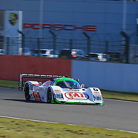 #6 Porsche 962 at the Silverstone Classic Media Day on 27 April 2016