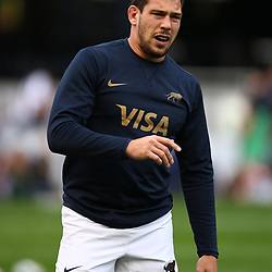 DURBAN, SOUTH AFRICA - AUGUST 18: Guido Petti of Argentina during the Rugby Championship match between South Africa and Argentina at Jonsson Kings Park on August 18, 2018 in Durban, South Africa. (Photo by Steve Haag/Gallo Images)