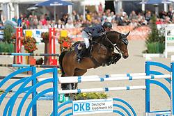 Rivetti, Cassio, Forlap DC<br /> Hagen - Horses and Dreams 2015<br /> Grosser Preis der DKB - DKB-Riders Tour<br /> © www.sportfots-lafrentz.de/Stefan Lafrentz