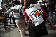 25 aprile, Festa della Liberazione. Milano, 2014.