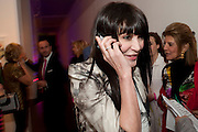 ANNABELLE NEILSON, The ICA's Psychedelica Gala Fundraising party. Institute of Contemporary Arts. The Mall. London. 29 March 2011. -DO NOT ARCHIVE-© Copyright Photograph by Dafydd Jones. 248 Clapham Rd. London SW9 0PZ. Tel 0207 820 0771. www.dafjones.com.