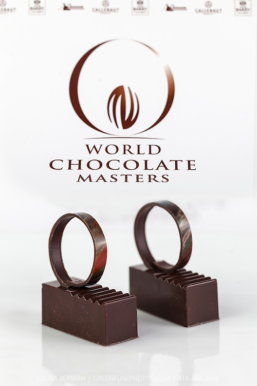 Ruth Bleijerveld's Bonbons. World Chocolate Masters Canadian Selection, January 20, 2013.
