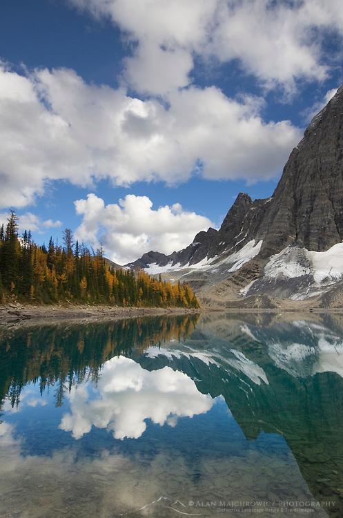 The Rockwall at Floe Lake, Kootenay National Park British Columbia