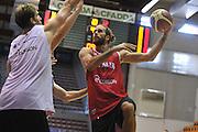 Sassari 14 Agosto 2012 - Qualificazioni Eurobasket 2013 -Allenamento<br /> Nella Foto : LUIGI DATOME<br /> Foto Ciamillo