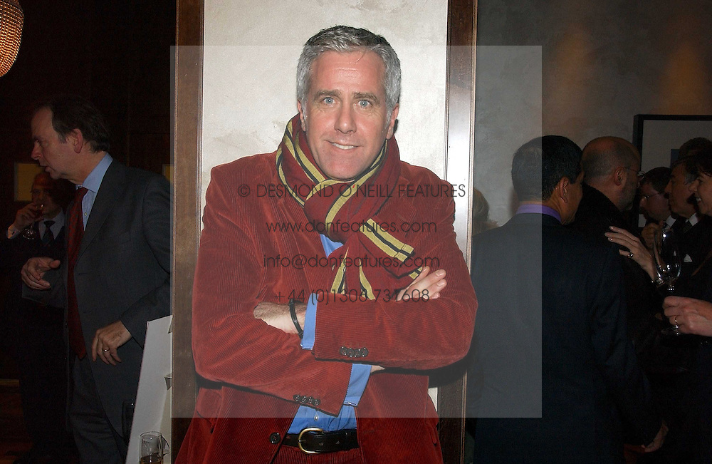 PAUL BLEZARD at a party to celebrate the publication of 'Dancing into Waterloo' by Nick Foulkes held at The Westbury Hotel, Conduit Street, London on 14th December 2006.<br /><br />NON EXCLUSIVE - WORLD RIGHTS