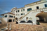 Cannons & Cannonballs, Elmina Castle