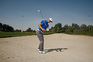 Martin Kaymer photoshot at Qatar Masters 2012, Doha. <br /> Mandatory Picture Credit: Mark Newcombe / visionsingolf.com