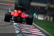 April 10-12, 2015: Chinese Grand Prix - Roberto Merhi (SPA) Manor Marussia F1 Team