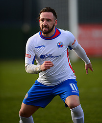 JOE CURTIS RUSHDEN & DIAMONDS, AFC Rushden and Diamonds v Chalfont St Peter AFC, Hayden Road Evo Stik League South East Saturday 17th February 2018