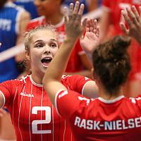 VBALL: 18-08-2018 - Denmark - Georgia - Euro 2019 Qualification Match, Ikast