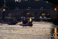 Roma 30 Luglio 2012..Venerabile Arciconfraternita del SS.mo Sacramento e di Maria Ss. del Carmine in Trastevere a Roma fondata nell' anno 1539. I Solenni Festeggiamenti e la processione in onore della Madonna Fiumarola..The Solemn Celebrations and processions in honor of Madonna Fiumarola..http://www.arciconfraternitadelcarmine.it.http://eternallycool.net/?p=285.