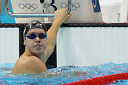 Olympics - Swimming Day 2