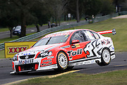 Garth Tander in the Holden Racing Team Commodore during the Norton 360 Sandown Challenge held at the Sandown International Motor Raceway, Victoria on Sunday 2nd August. 2009 V8 Supercar Series Rounds 13 and 14. Photo © Clay Cross/PHOTOSPORT