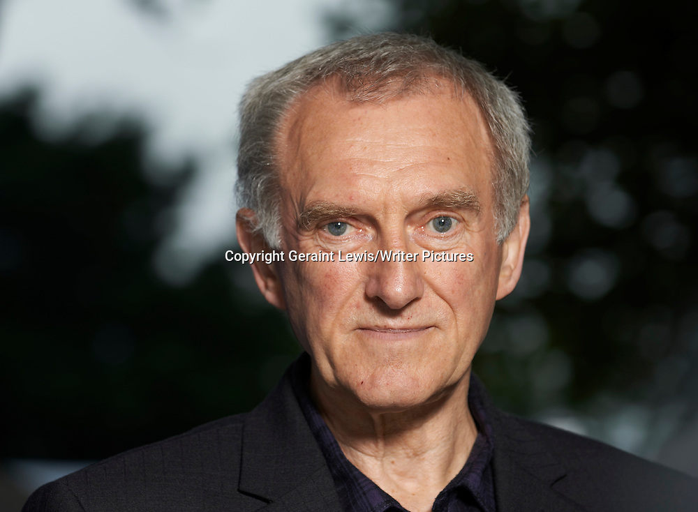 James Kelman, novelist and past winner of The Man Booker Prize. Pictured at the Edinburgh International Book Festival. Taken 19th August 2012<br /> <br /> Credit Geraint Lewis/Writer Pictures