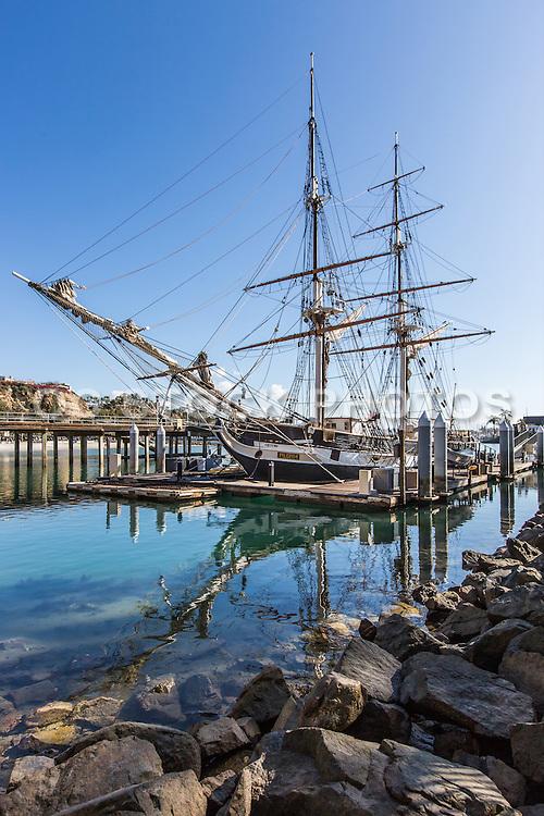 The Spirit of Dana Point Tall Ship