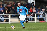 Atalanta-Napoli - Serie A 2017-18 - 21a giornata - Nella foto: Jose Maria Callejon - Napoli