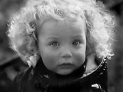 A child portrait