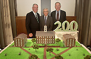 16299200-year Bicentennial Anniversary Founders Day Birthday Celebration at new Classroom building Feb 18, 2004
