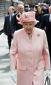 Queen Elizabeth in Liverpool