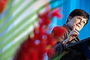 13FEV13: Remise des Prix Phares 2012 au Windsor, Montréal. Guylaine Saucier, administratrice émérite 2012.