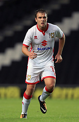 MK Dons Ryan Seager