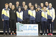 2017 MIAC  Cross Country Championship Awards