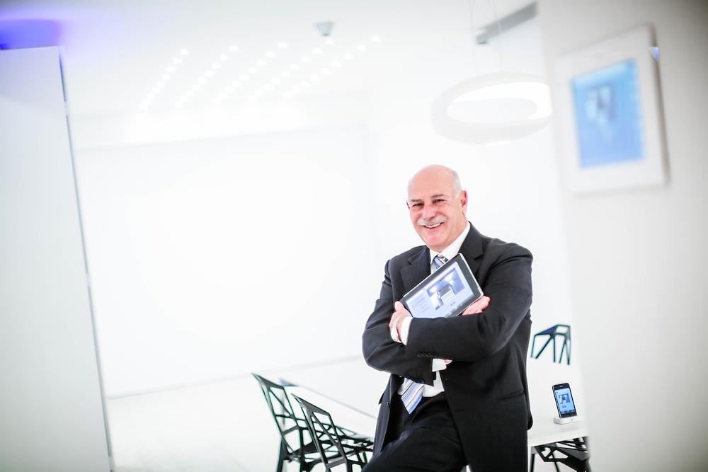 23 NOV 2011 - Dosson di Casier (TV) - Came Group, automazione - Paolo Menuzzo, presidente
