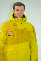 11.11.2014, MOC, München, GER, Snowboard Verband Deutschland, Einkleidung Winterkollektion 2014, im Bild Christian Hupfauer // during the Outfitting of Snowboard Association Germany e.V. Winter Collection at the MOC in München, Germany on 2014/11/11. EXPA Pictures © 2014, PhotoCredit: EXPA/ Eibner-Pressefoto/ Buthmann<br /> <br /> *****ATTENTION - OUT of GER*****
